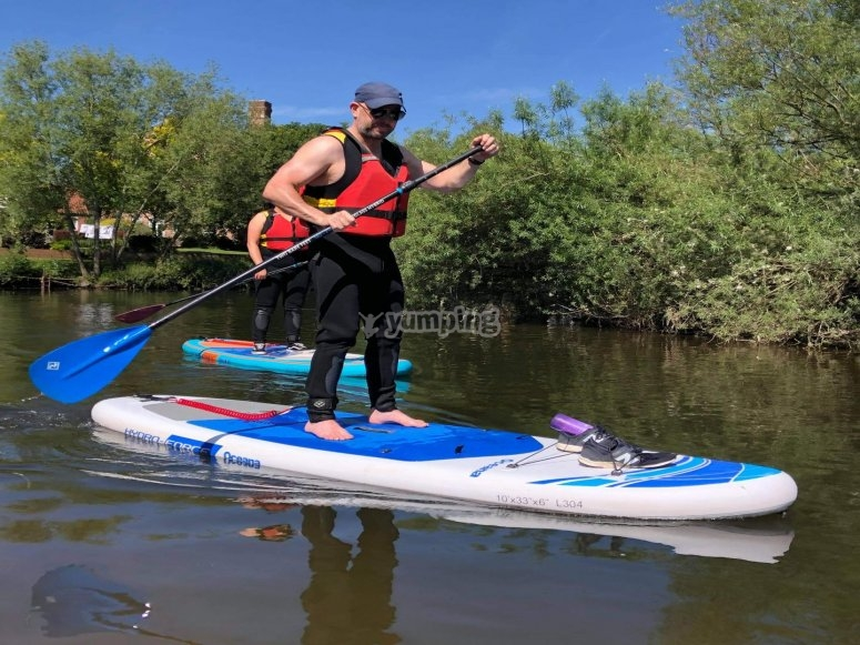 Stand Up Paddleboarding Experiences
