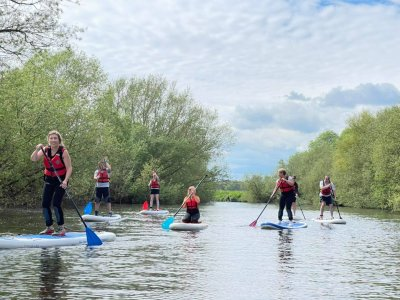 Ultimate SUP Experience in Boroughbridge for 3h