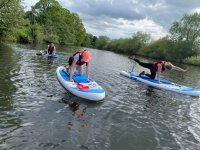SUP Yoga Experience in Grasmere for 3h