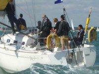 yacht sailing in brighton