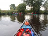 Private Canoeing Adventures in Ullswater for 3h