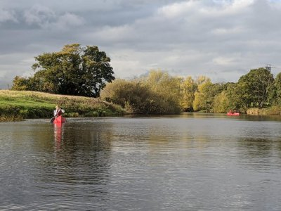 Canoeing Experiences in North Yorkshire for 6h