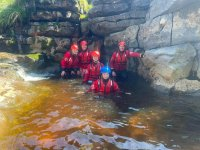 Ultimate Canyoning Guided Tour in Lake District 3h