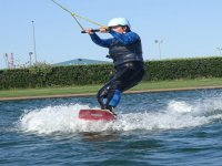 Wakeboarding place