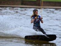 Women's wakeboarding in Brighton