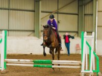 Showjumping at Snowdonia Riding Stables