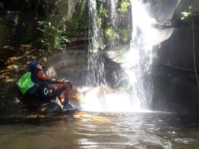 Canyoning + Ferrata & accommodation Pyrenees