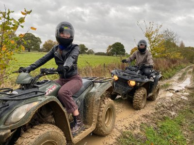 Yorkshire Activity Centre Quad Biking