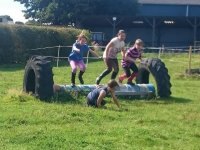 The POny Club at Aberconwy Equestrian Centre