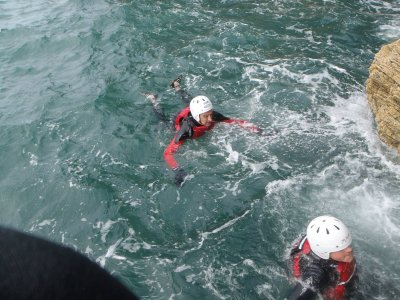 Coasteering Adventures in Snowdonia for a Full Day
