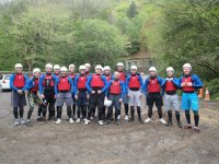Canyoning Guided Tour in Snowdonia for Half Day