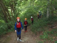 Canyoning Tour for Children in Snowdonia Full Day