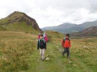 Hiking Adventure for Children in Snowdon Half Day