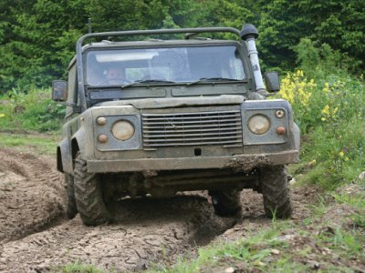 Sporting Targets 4x4 Tours