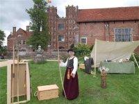 Medieval and Tudor displays.