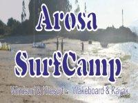Arosa Surfcamp Campamentos de Surf