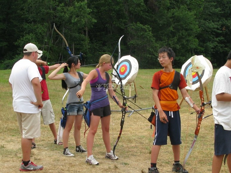 Archery sessions in Chiswick
