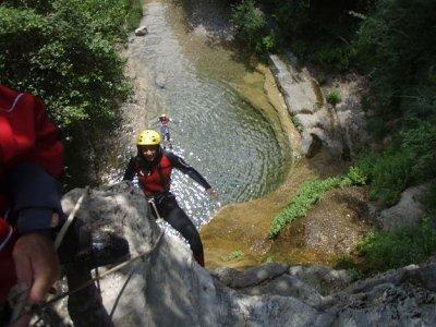Canyoning in Ventano del Diablo - Half a day
