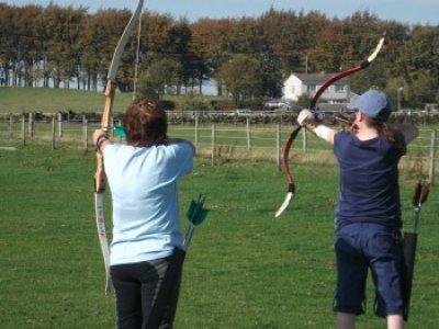 Private Archery Session Sheffield