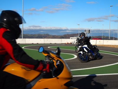 CISvial Cursos de Conducción de Motos