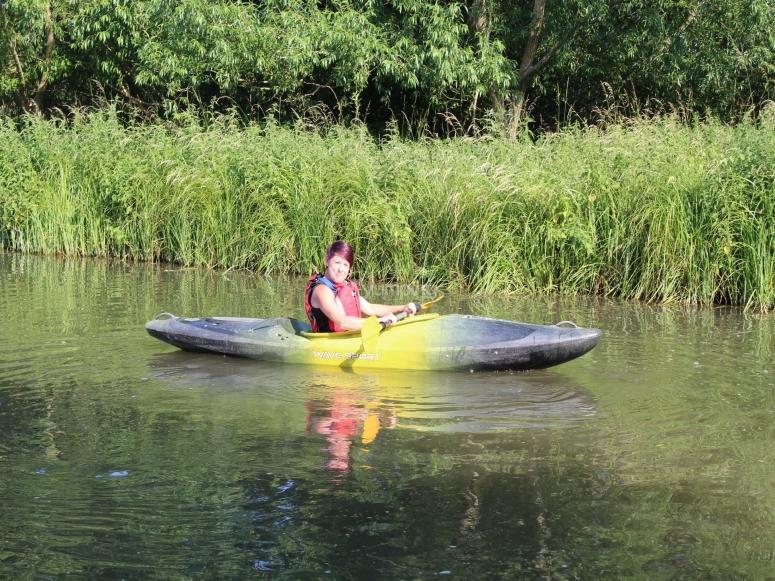 Kayaking Hire