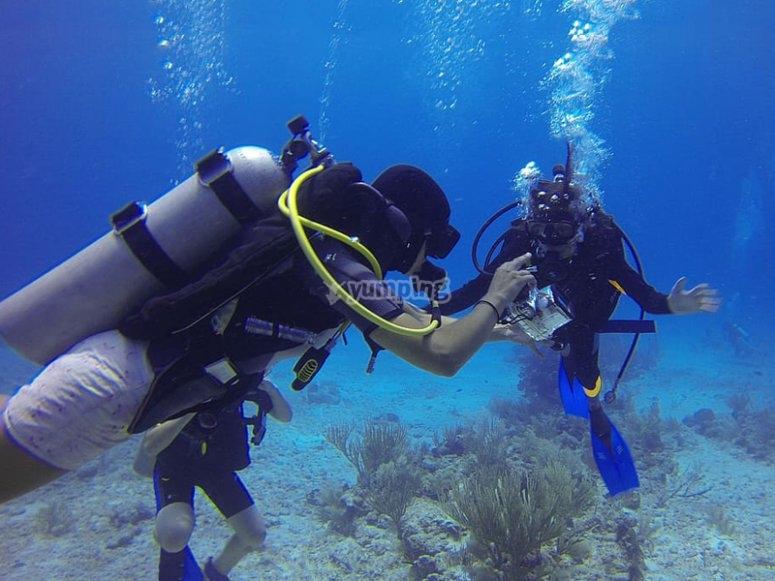 Stay underwater for longer!