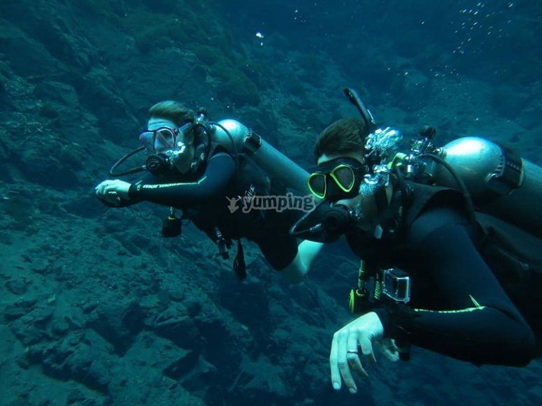 Elevate your diving journey!