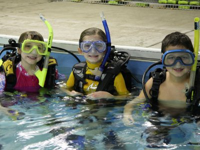 Bubblemaker PADI Course Holborough Lakes 1 day