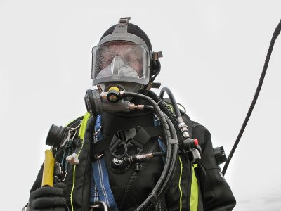 Full Face Mask PADI Course in Snodland 2 days