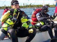 Join us and prepare your first decompression dive!