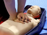 Be confident with resuscitation