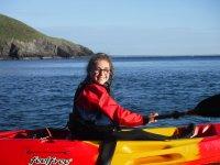 Kids Half-Day Sea Kayaking in North Pembrokeshire