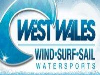 West Wales Wind Surf Sail Sailing