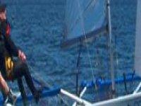 The joys of sailing