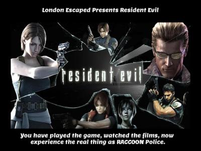 London Escaped