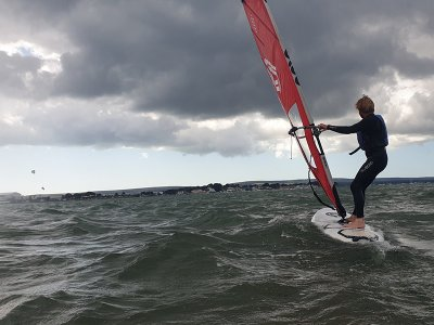 Private Windsurfing Lessons Poole Harbour 1 Hour