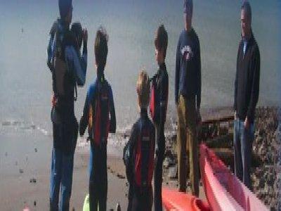 West Waves Wind Surf Sail Kayaking