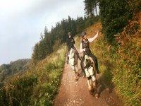 Open Trekking with Tynings.