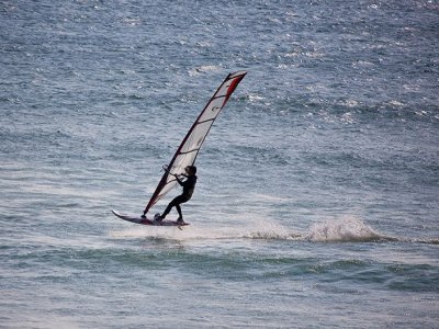 Arosa SurfCamp Windsurf