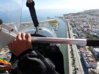 Microlight Adventure over Bath Skies for 10 min