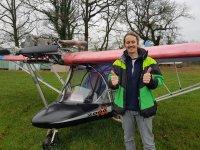 Microlight Flight in Bath for 20 min