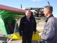 Microlight Flight over the Bath skies for 30 min