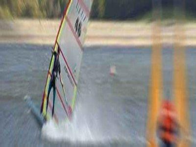 Bewl Windsurfing