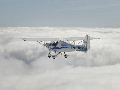 Microlight Flight over Caernarfon for 45 min