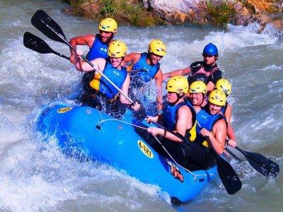 Pindongos Rafting