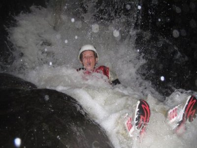 Ty Nant Outdoors Canyoning
