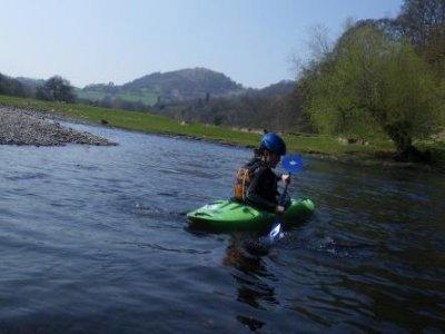 Ty Nant Outdoors Kayaking