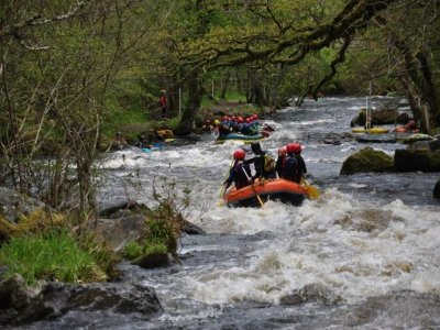 Ty Nant Outdoors Rafting