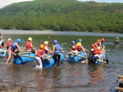 The Kepplewray Project Rafting