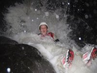 Canyoning is a gret activity to do.